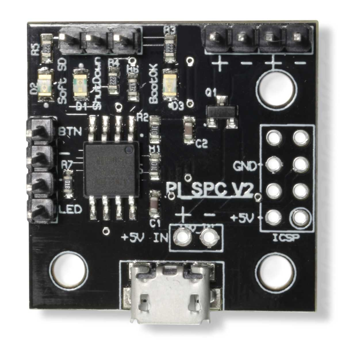 AUDIOPHONICS PI-SPC V2 Power Management Module for Raspberry Pi