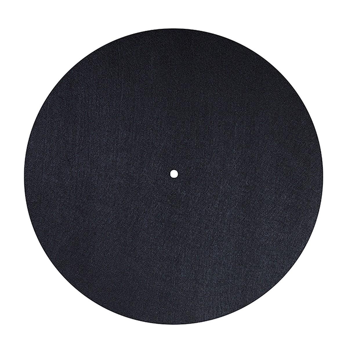 DYNAVOX PM2 Felt Mat for Turntable Ø30cm Black