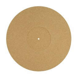 DYNAVOX PM3 Cork Mat for Turntable Ø 30cm