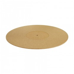 DYNAVOX PM2 Cork Mat for Turntable Ø 30cm