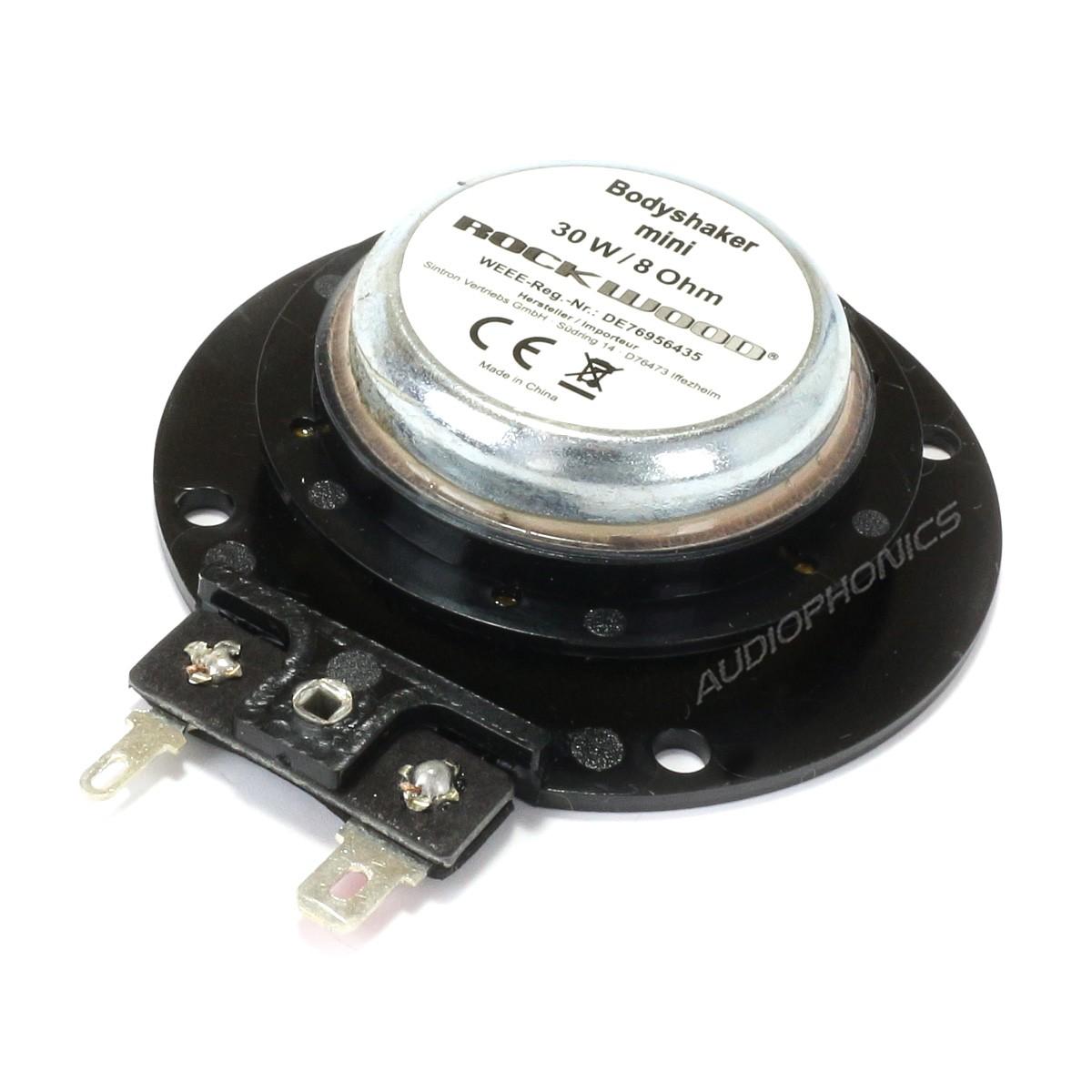 Speaker Driver Exciter Bodyshaker 30W 8 Ohm