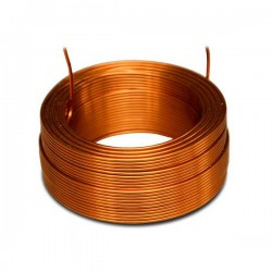 JANTZEN AUDIO Air Core Wire Coil - Copper Coil 4N 21AWG 0.10mH