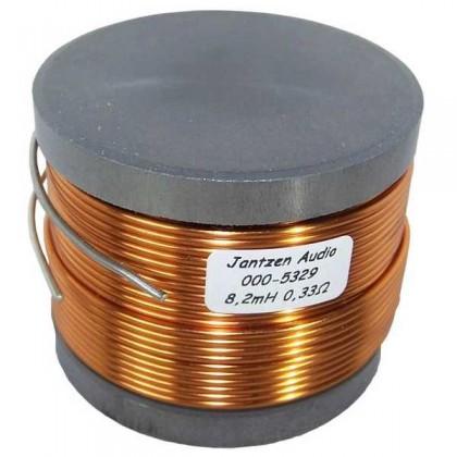 JANTZEN AUDIO Iron Core Coil - Bobine à noyau de Permite Cuivre 4N 14AWG 2.20mH