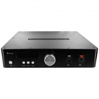 AUDIO-GD R-28 DAC FULL LADDER DSD Natif Amanero / Preamp / Headphone amplifier
