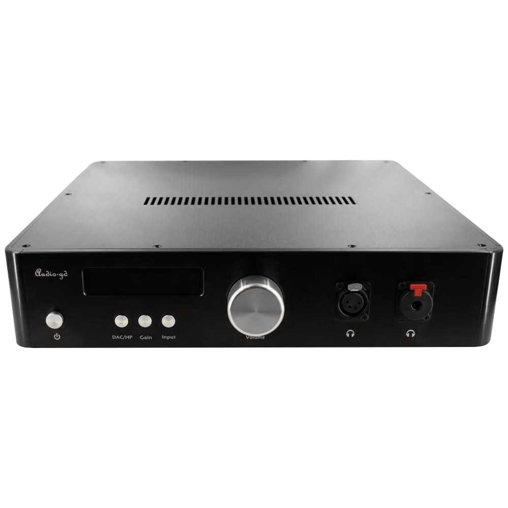 AUDIO-GD R-28 2020 EDITION DAC R2R DSD Natif Amanero / Preamp / Headphone amplifier / Remote