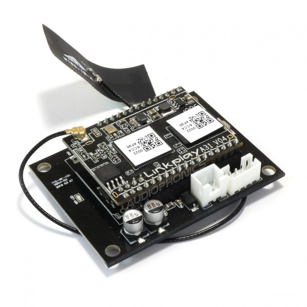 UP2STREAM WA31 Receiver Module DLNA AirPlay Wifi Multiroom Analog and I2S