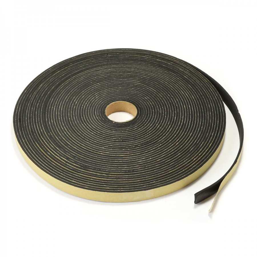 EVA Gasket for Speakers 15x2mm Black