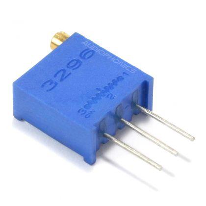 3296W-1-501 Potentiomètre Multitours de Précision 500 Ohm