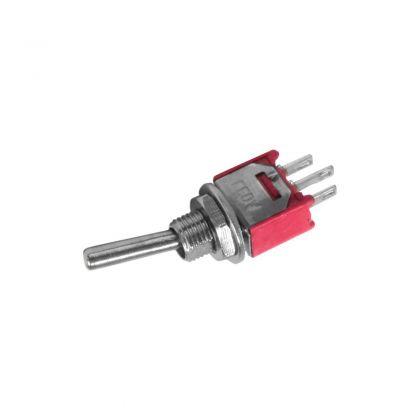 Interrupteur à bascule 1 pôle 2 positions 250V 1,5A