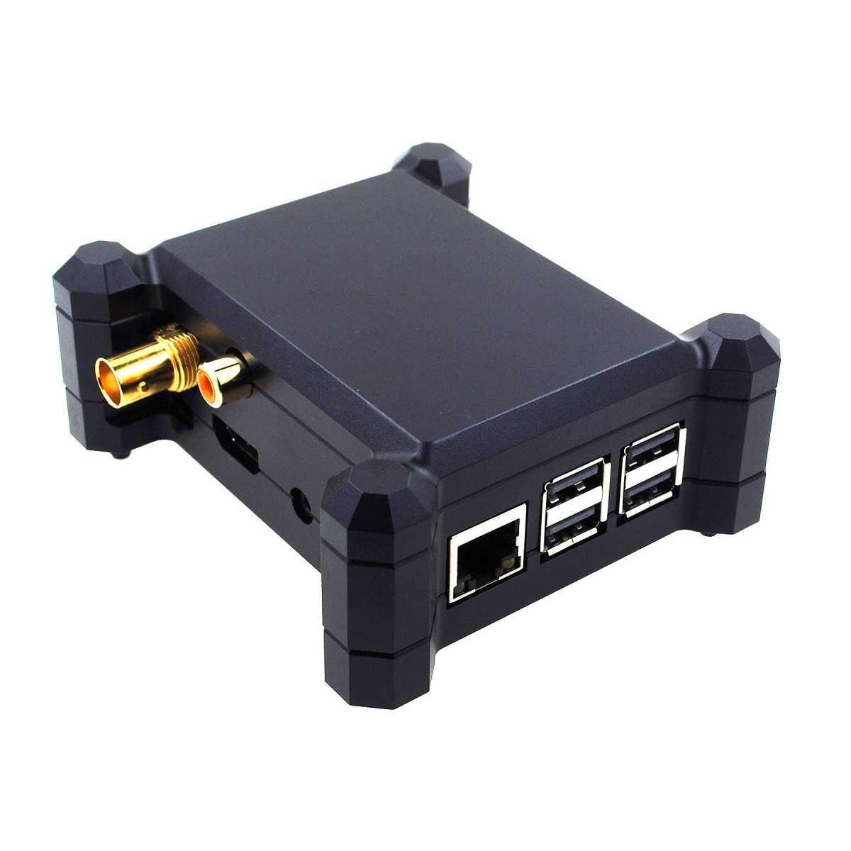 ALLO DIGIONE PLAYER Lecteur Réseau Raspberry Pi 3B+ Interface Numérique Allo DigiOne Volumio Pré-Installé Boîtier Aluminium