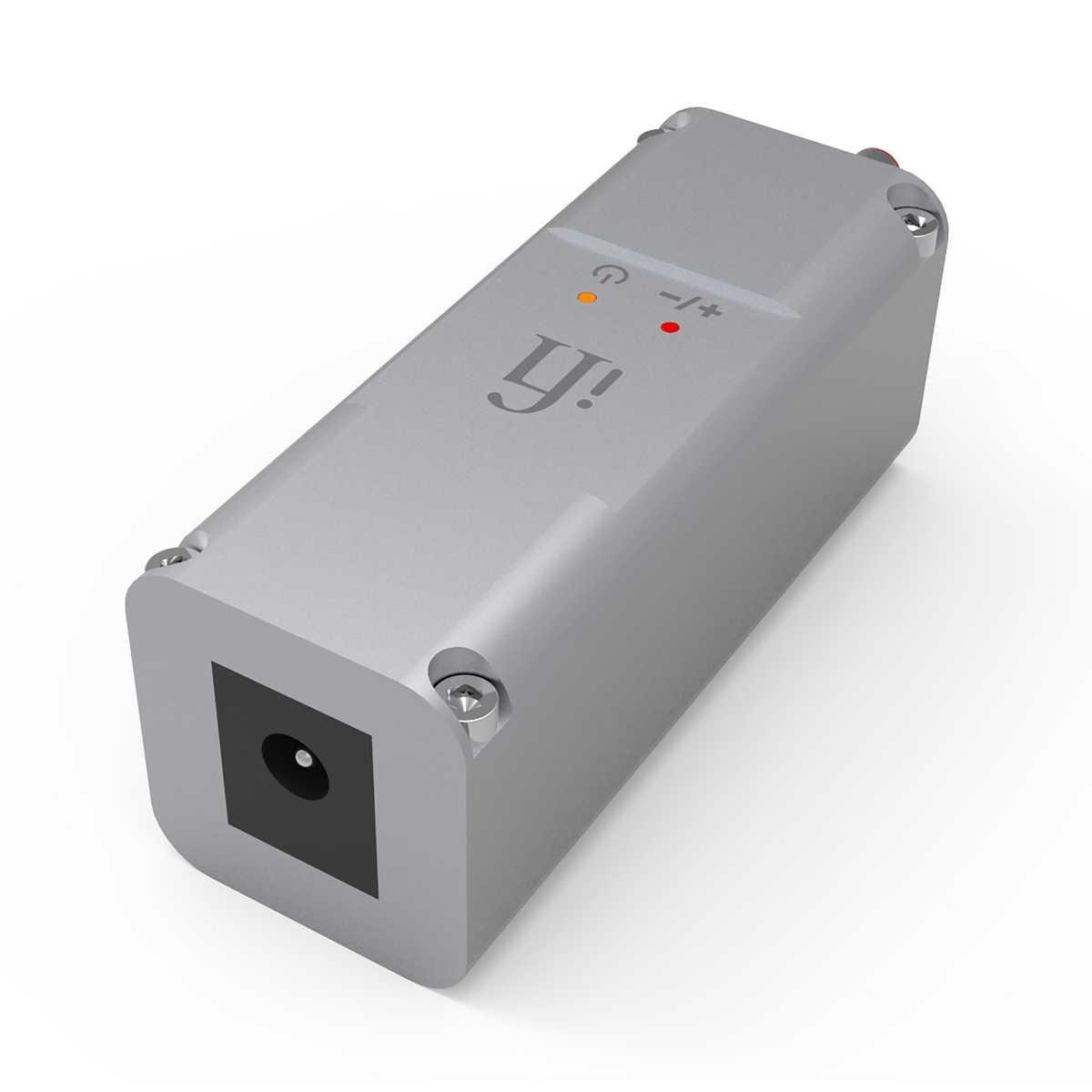 IFI AUDIO DC IPURIFIER 2 Filtre Adaptateur Secteur 5V-24V / 3.5A / 84W