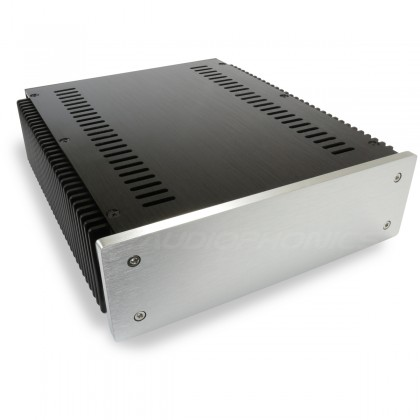 Boîtier aluminium 260x166x70mm