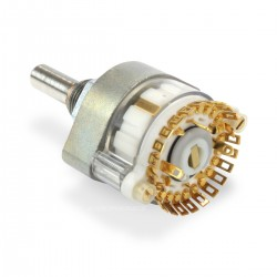 ELMA 04-1453 Switch / 4-pole selector switch 5 positions