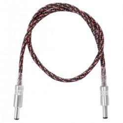 Câble d'alimentation Jack DC 5.5 / 2.1mm 0.5m