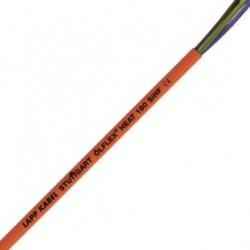 LAPP KABEL ÔLFLEX HEAT Double conducteur souple 1mm² Rouge