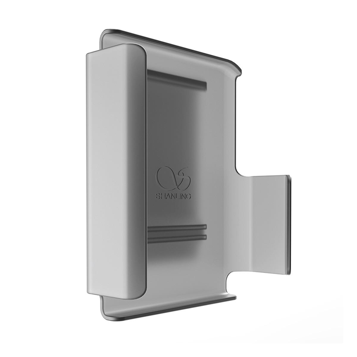 SHANLING Coque de Protection et Clip Ceinture Polymère TR90 Transparent pour DAP Shanling M0