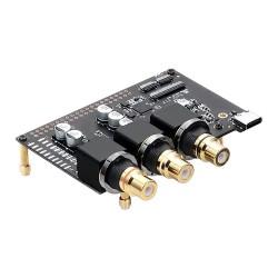 KHADAS DAC DIY ES9038Q2M XMOS I2S SPDIF PCM DSD