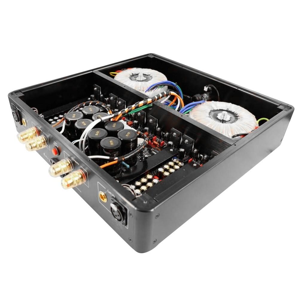 AUDIO-GD A1 Amplificateur de puissance Symétrique ACSS XLR 2x200W 4 Ohms