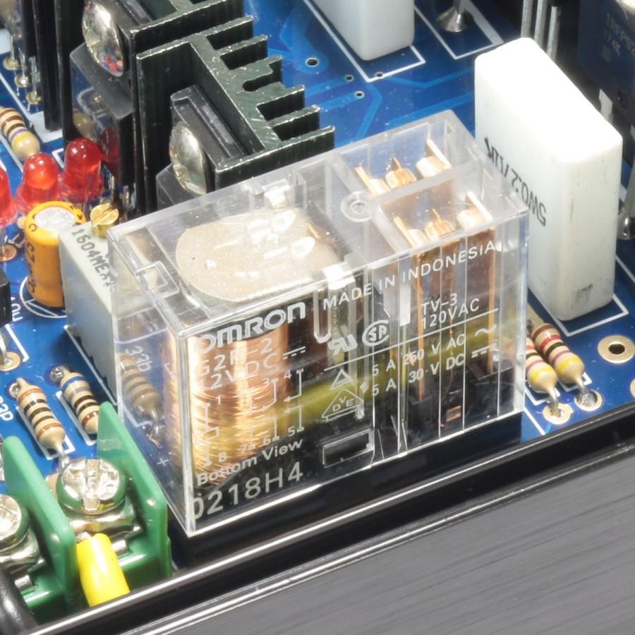 Audiophonics Mos 120 Amplifier Class A B 2x120w 4 Ohm Black Discrete Ab Transistor Audio Power Circuit Diagram Lm3886 8
