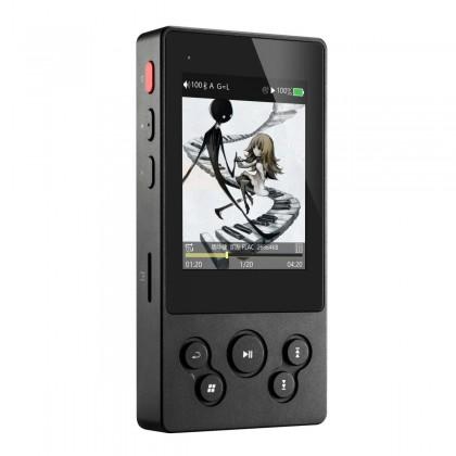 XDUOO X3-II DAP DAC Baladeur numérique HiFi DSD 32bit.3284kHz AK4490 Noir