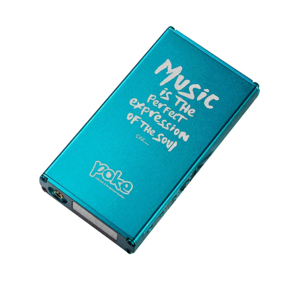 XDUOO XD-10 POKE Amplificateur et DAC Casque Nomade XMOS AK4490EQ 32bit 384kHz DSD256