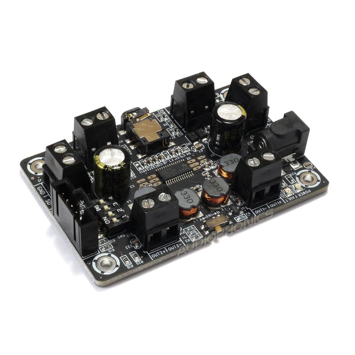 WONDOM AA-AB32231 Audio Amplifier Board TPA3110 2 x 8 Watts 4 Ohms Class D
