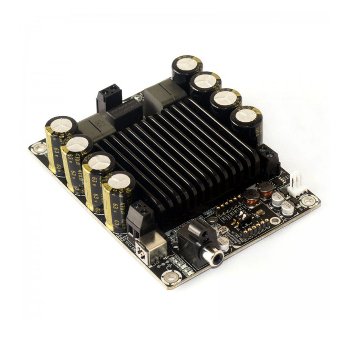 WONDOM AA-AB31282 Module Amplificateur Mono Class D T-Amp 1x200W 3 Ohm