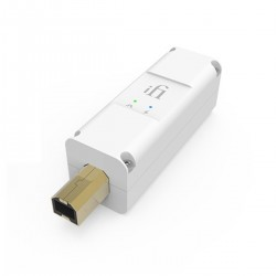 IFI AUDIO IPURIFIER 3 Filtre EMI USB-B 3.0 Femelle vers USB-B Mâle