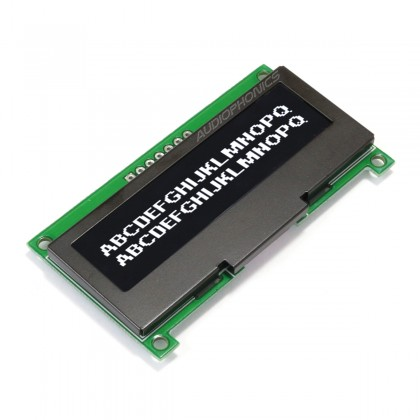 Frame with PCB for Winstar WEO012832 Scren