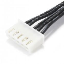 Câble XH 2.54mm Femelle / Femelle avec 2 Connecteurs 5 Pôles 15cm (Unité)