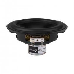 DAYTON AUDIO ND140-8 Haut-Parleur Bas Médium Aluminium 40W 8 Ohm 84.5dB 54Hz - 8000Hz Ø 13.3cm