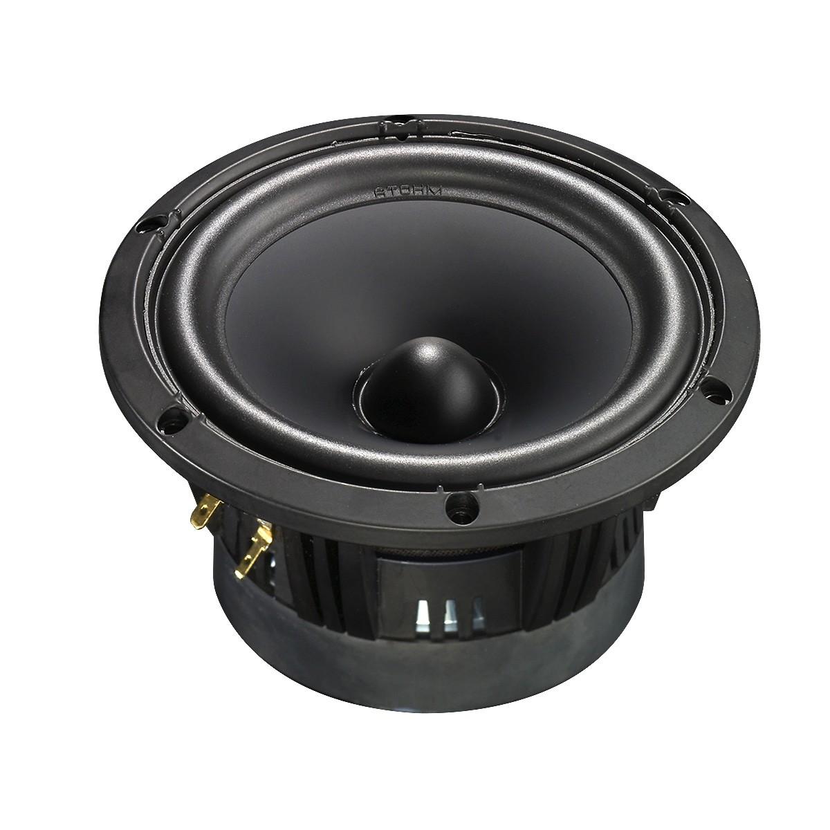 ATOHM LD150CR04 Speaker Driver Midbass 100W 4 Ohm 91dB Ø15cm