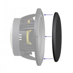 ATHOM GR/150-C Grille de Protection avec Tissu pour LD150
