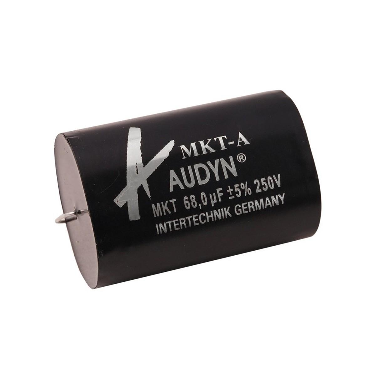 AUDYN CAP MKT-A Axial MKT Capacitor 100V 22µF
