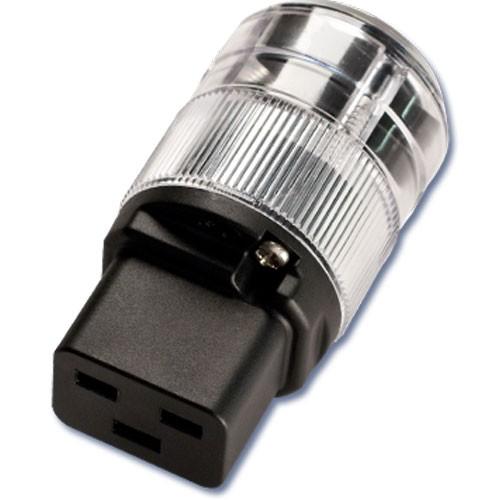 WATTGATE 320i HC Connecteur IEC C19 Format Américain Traitement Cryo Ø16mm Transparent