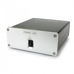 Unity Gain Buffer Symmetrizer / Desymmetrizer XLR RCA 2x AOP LM4562 2x LM317