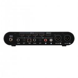 CYP DCT-37 DAC-ADC / Préamplificateur / Amplificateur Casque 4x HDMI SPDIF USB RCA 32bit / 384khz