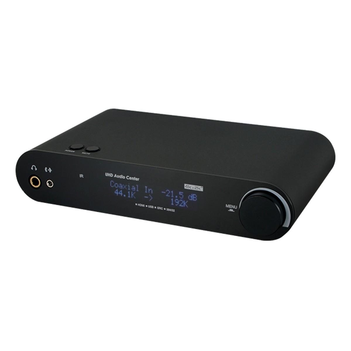 CYP DCT-37 HDMI DAC / Preamplifier / Headphone Amplifier HDMI SPDIF USB RCA 32bit / 384khz
