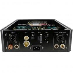 AUDIO-GD R2R 1 DAC DSP FPGA USB Amanero Isolé HDMI I2S 384Khz TCXOx2