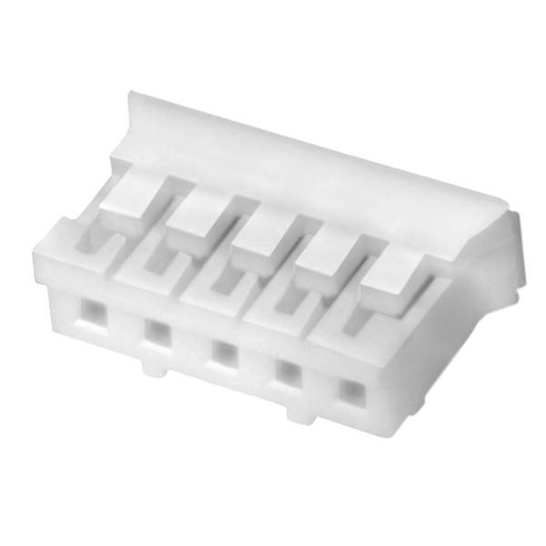 PH 2.0mm Female Casing 5 Channels White (Unit)