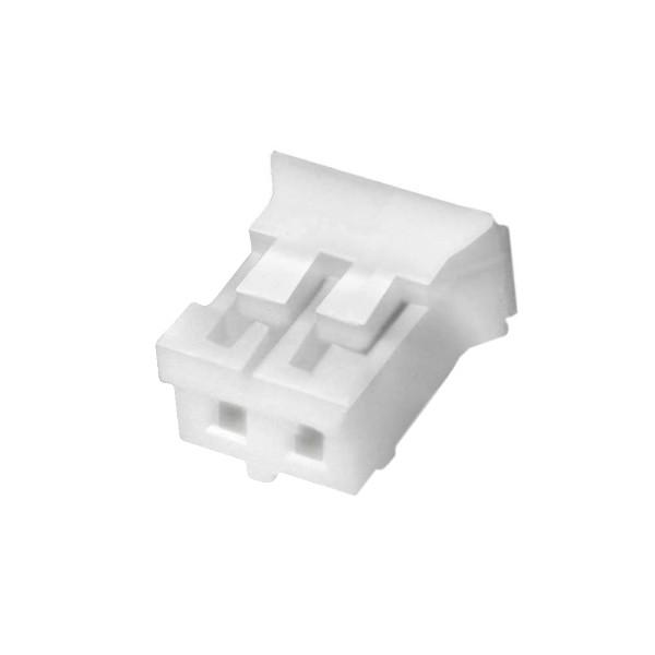 PH 2.0mm Female Casing 2 Channels White (Unit)