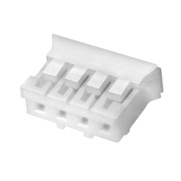Boîtier PH 2.0mm Femelle 4 Voies Blanc (Unité)