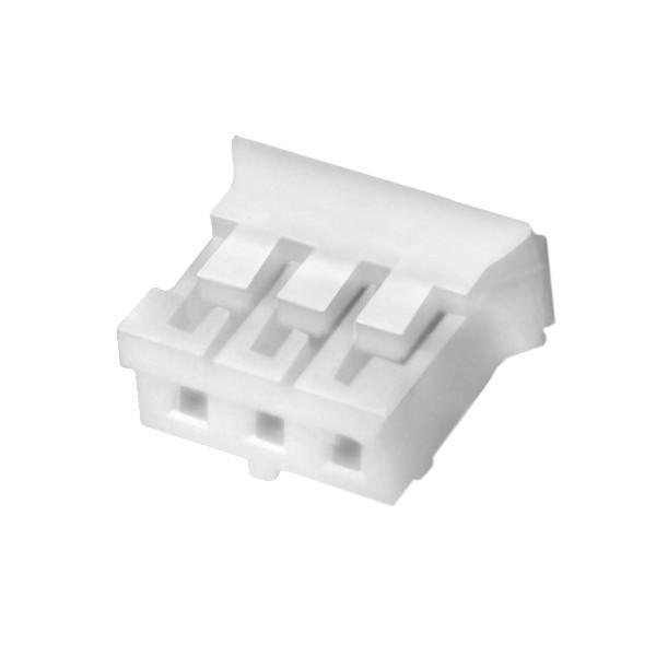 Boîtier PH 2.0mm Femelle 3 Voies Blanc (Unité)