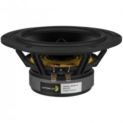 DAYTON AUDIO RS180-4 Reference Haut-Parleur Bas Médium 60W 4 Ohm 89dB 39Hz - 3600Hz Ø18cm