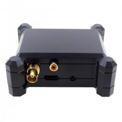 ALLO Aluminum case for DigiOne player and Raspberry Pi Black