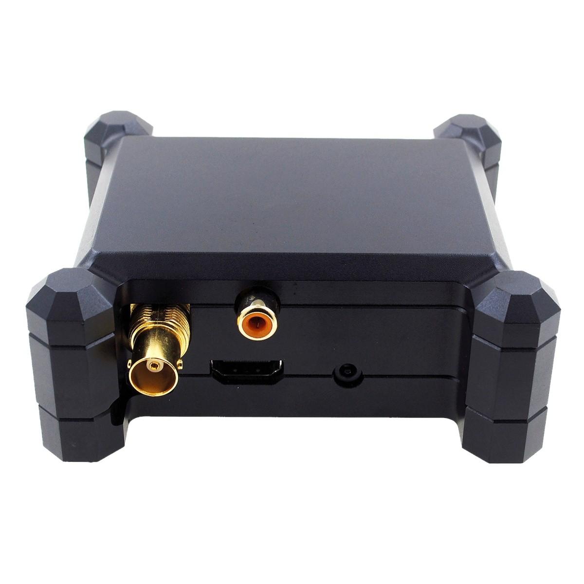 ALLO Boîtier Aluminium pour Allo DigiOne Player et Raspberry Pi 3 Noir