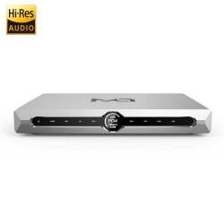 MATRIX X-SABRE PRO MQA DAC USB I2S ES9038PRO 32Bit/768kHz DSD1024 Argent