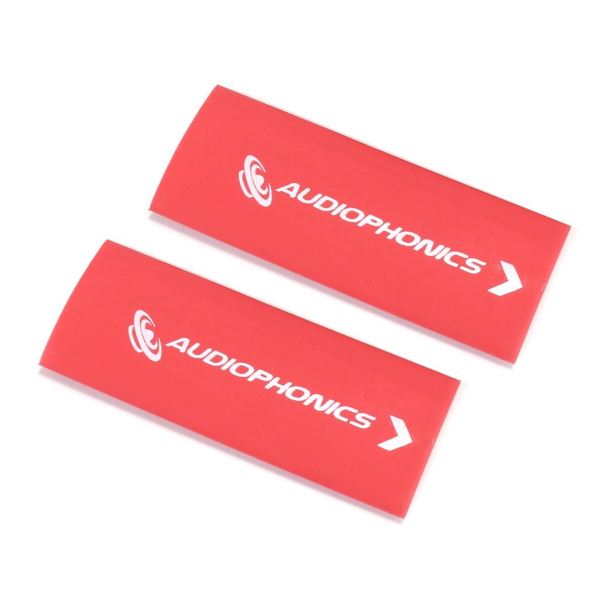 AUDIOPHONICS Heat-shrink tubing 3:1 Ø12mm Red (2x50m)