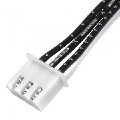 Cordon JST XHP avec 2 connecteurs 3 pôles 20cm (unité)