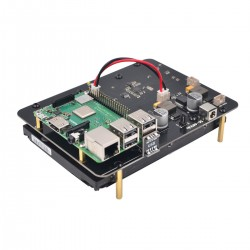 """X830 SATA Adapter for HDD 3.5"""" on Raspberry Pi"""